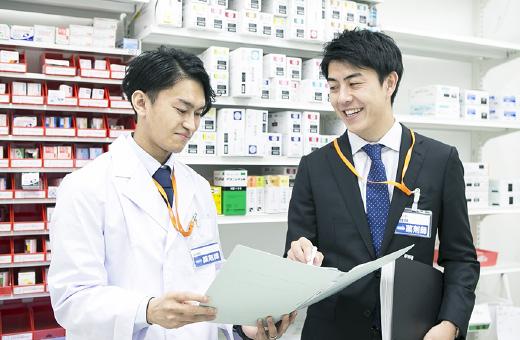 薬剤師の写真